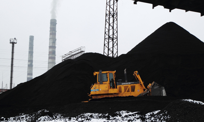 Львовуголь: Отгрузка угля Львовско-Волынского бассейна прекращена