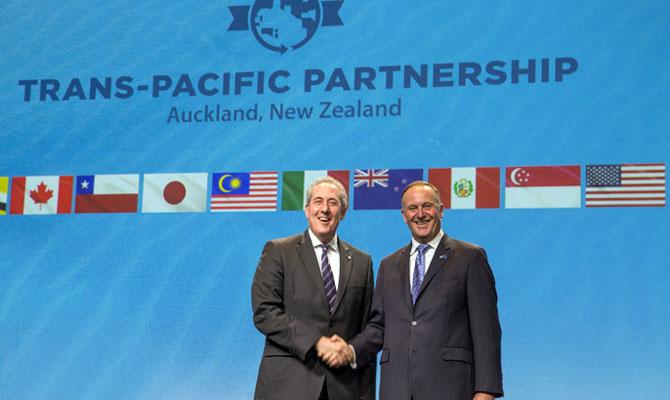 ВТранстихоокеанском партнерстве решили, как сотрудничать без США