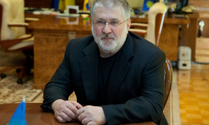 Компании Коломойского вывели из Украины $1,7 млрд - Reuters