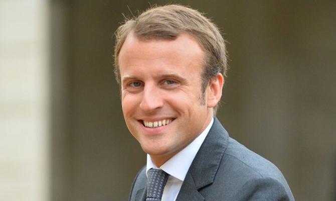 Макрон предложил пересмотреть европейскую стратегию на10 лет