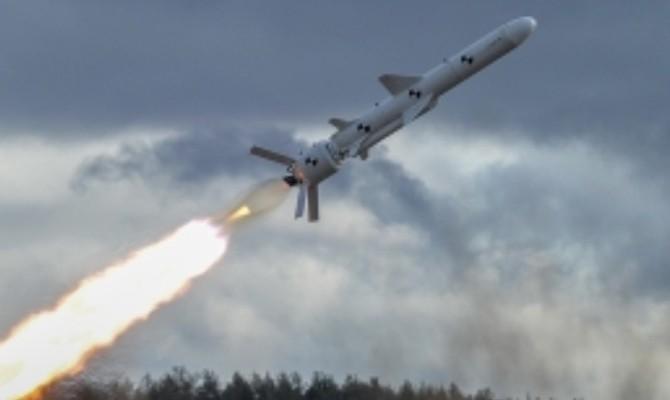 Украина провела первое испытание крылатой ракеты отечественного производства