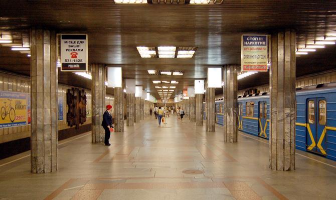 ВКиеве станцию метро «Петровка» переименуют в«Почайную»