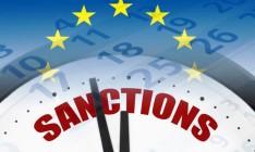 Украина присоединилась к продлению санкций ЕС против России