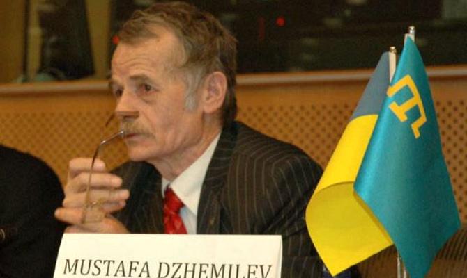 Умеров вЕвропарламенте призвал мир непризнавать выборы В. Путина