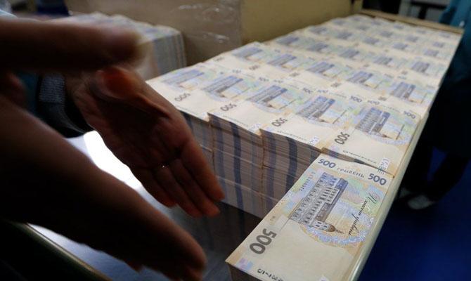 В январе в сводный бюджет поступило 65,8 млрд грн, - ГФС