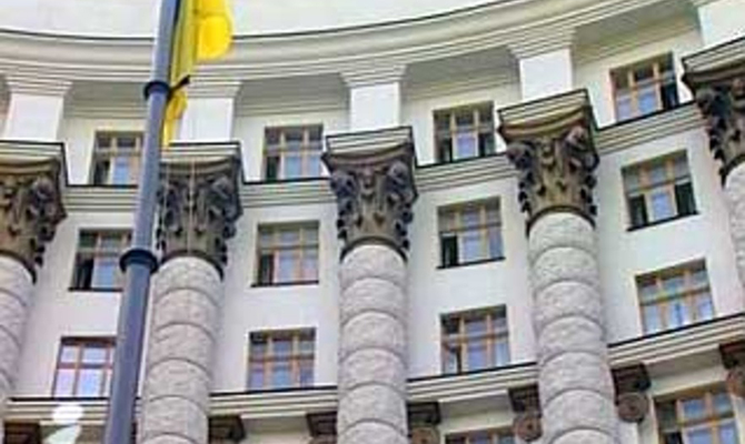 Кабмин планирует потратить 46,2 млн гривен на ремонт дома и клуба правительства
