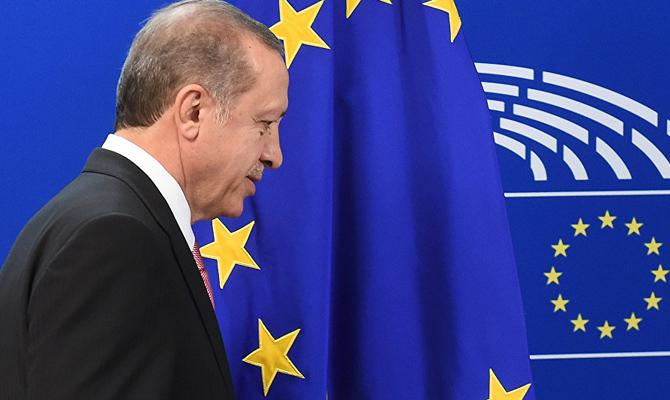 Турция настаивает на полноценном членстве в ЕС, - Эрдоган