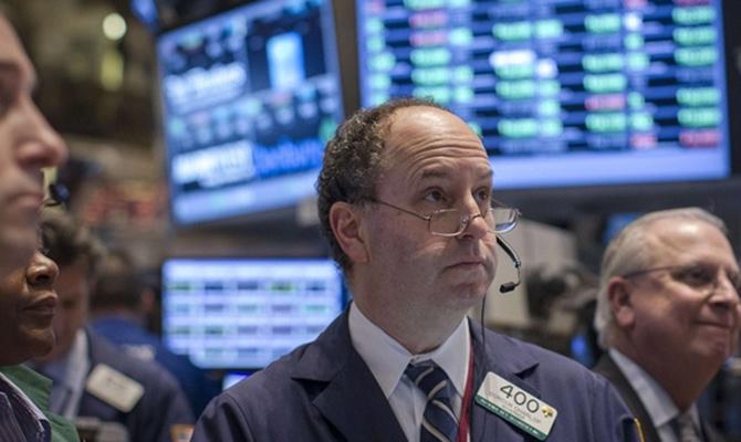 Фондовый рынок США обвалился второй раз за неделю