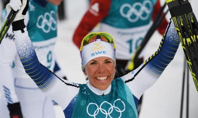 Шарлотта Калла выиграла первое золото Олимпиады-2018 вПхенчхане