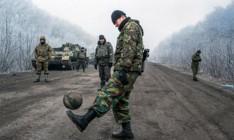 За минувшие сутки в районе АТО никто из украинских военнослужащих не пострадал, - Минобороны