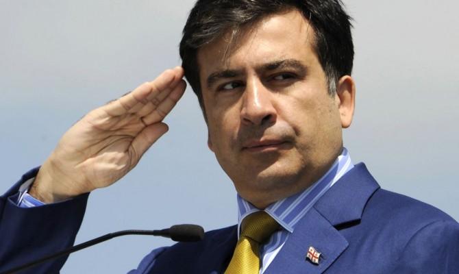 Саакашвили рассказал подробности выдворения из Украины