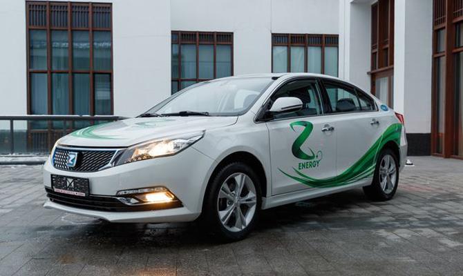 Китайцы решили собирать электромобили в Беларуси