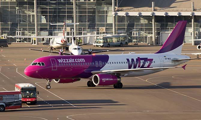 Wizz Air закрывает еще одну базу вблизи Украины