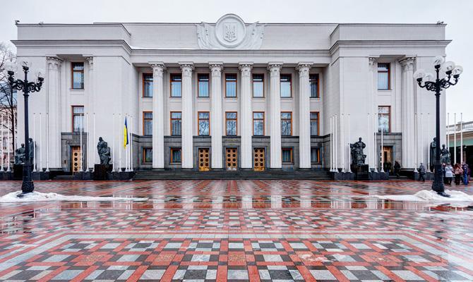 Рада в этом году должна принять 22 евроинтеграционных закона