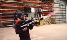 На YouTube выложили инструкцию по сборке огнемета от The Boring Company на $300 дешевле оригинала
