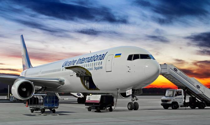 МАУ в апреле запускает рейсы из Харькова в Милан