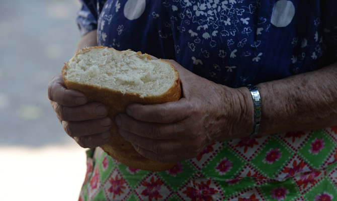 В Украине голодает 2,6% населения, - ФАО