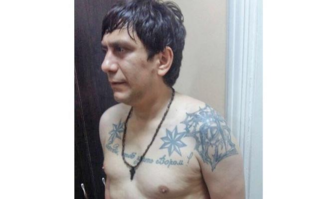 ИзУкраины выдворили уголовного авторитета