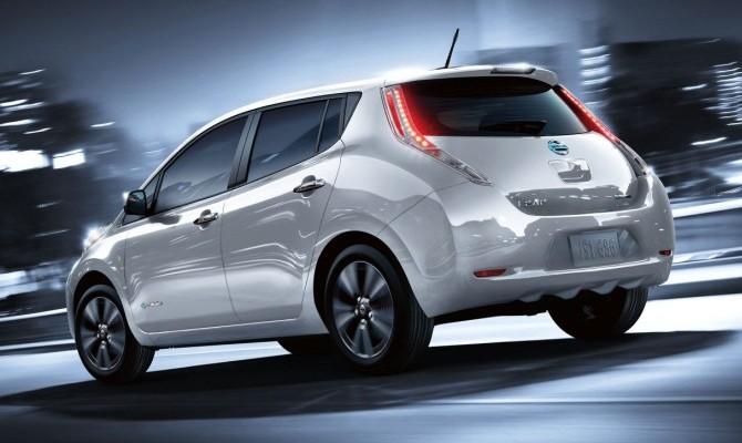 С начала года количество ввезенных электромобилей увеличилось в 6 раз