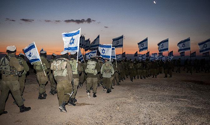 Четверо солдат ЦАХАЛ получили ранения награнице ссектором Газа