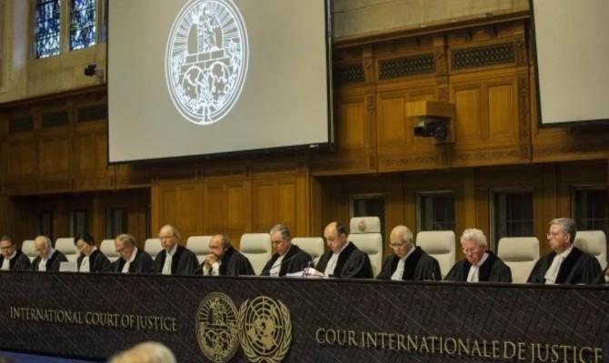 Порошенко согласовал представительство Украины нарассмотрении дела о несоблюдении Россией морского права