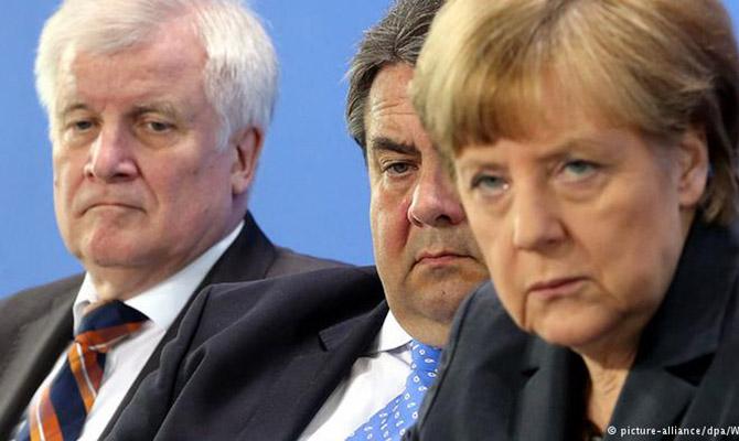 Партия Меркель несогласна сГабриэлем ввопросе санкций