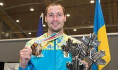Украинский шпажист завоевал золото на этапе Кубка мира в Ванкувере