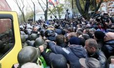 В полиции озвучили число пострадавших сотрудников на акциях протеста в 2017 году