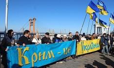 Мининформ предлагает сделать 26 февраля Днем сопротивления Крыма российской оккупации
