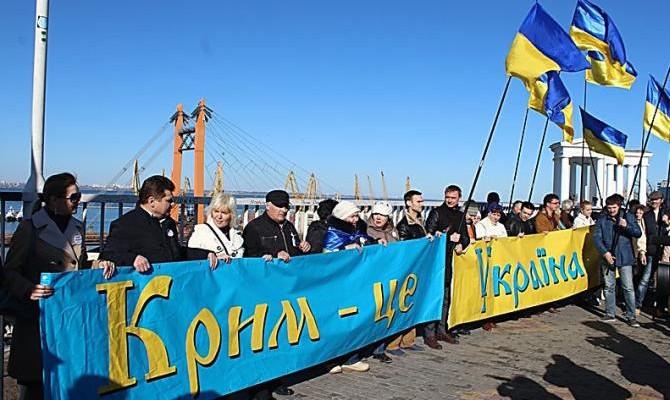 В руководстве государства Украины призвали объявить 26февраля Днём сопротивления Крыма русской «оккупации»