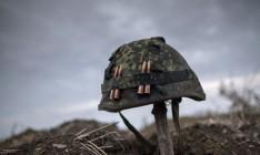 Из-за обстрела в зоне АТО погиб один украинский военный, еще двое получили ранения