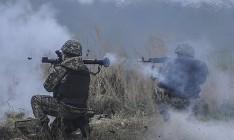 В зоне АТО за сутки погиб один военный, еще один ранен, - штаб