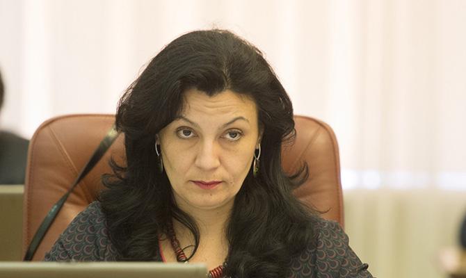 Климпуш-Цинцадзе назвала главные задачи евроинтеграции вгосударстве Украина