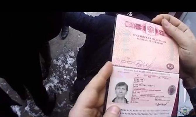 Русского уголовного авторитета «Хасана» выдворили изУкраины