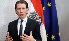 Курц выступил за поэтапное снятие санкций с России