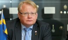 В Украину едет министр обороны Швеции