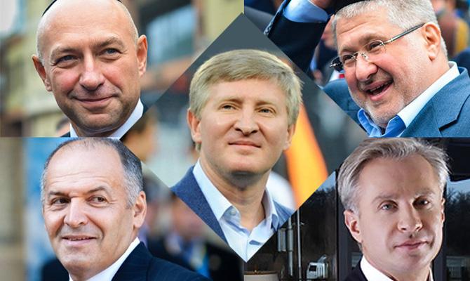 Галицкий занял 550-е место всписке богатейших предпринимателей мира поверсии Forbes