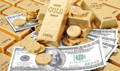 Золотовалютные резервы сокращаются третий месяц подряд