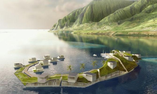 Почему идея об искусственном островном государстве до сих пор не реализовалась