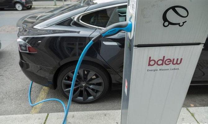 ВУкраинском государстве возрастает спрос на на100% электрические авто