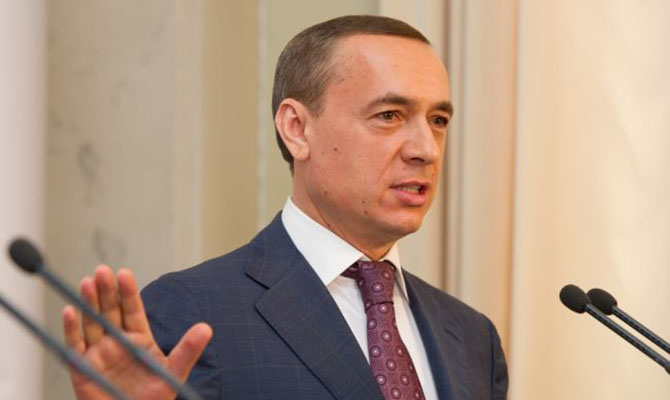 «Обогащение титана» Николая Мартыненко