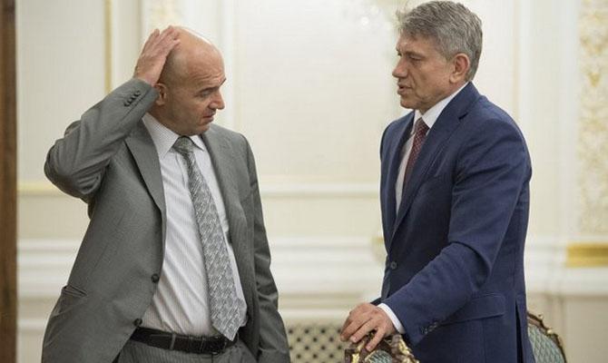 Звездные войны: как шахты Януковича поссорили Кононенко и министра