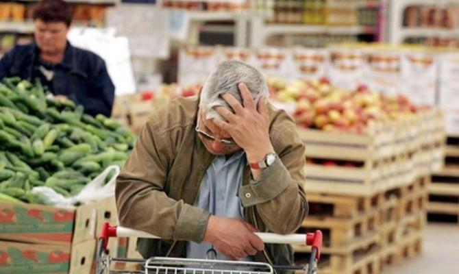 Инфляция вУкраинском государстве оказалась выше чем прогнозировал НБУ