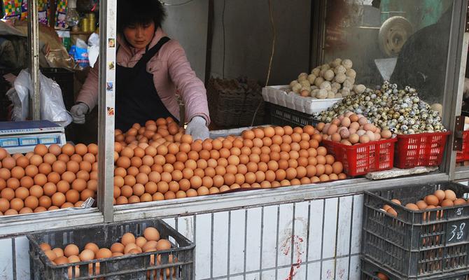 На украинском рынке яиц нет олигополии, - АМКУ