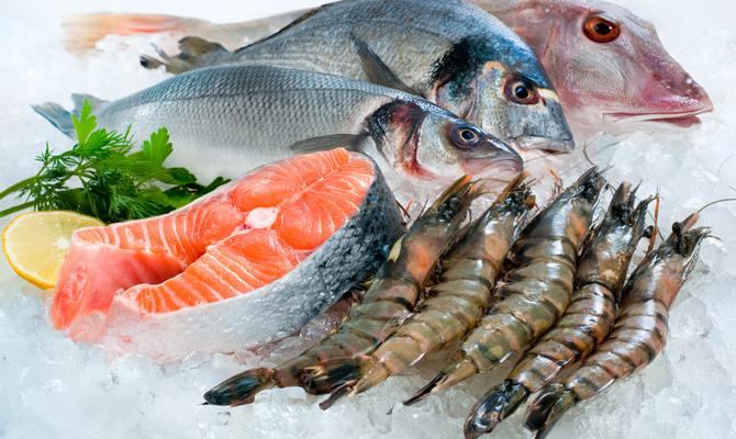 Украинские компании увеличили экспорт рыбной продукции на 40%
