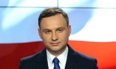 Дуда раскритиковал членство Польши в Евросоюзе