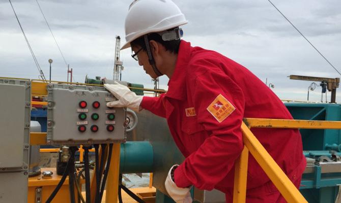 Китайская компания начала бурение скважин в Украине