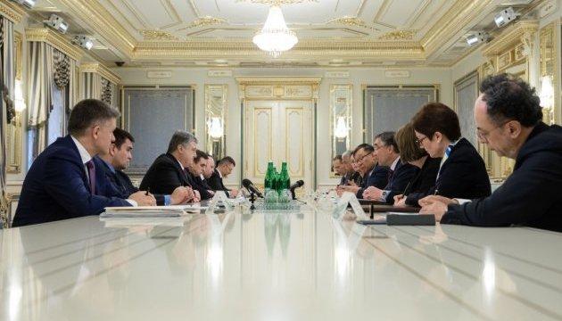 Порошенко призывает Европу пересмотреть свою позицию относительно Nord Stream-2