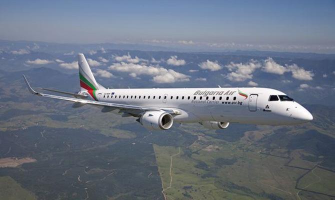 Bulgaria Air может отказаться от полетов в Одессу из-за убыточности рейса