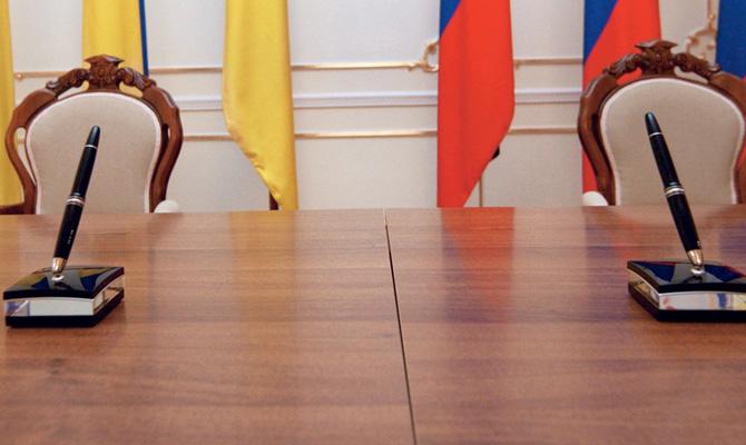 МИД Украины подготовил денонсацию договора о дружбе с РФ